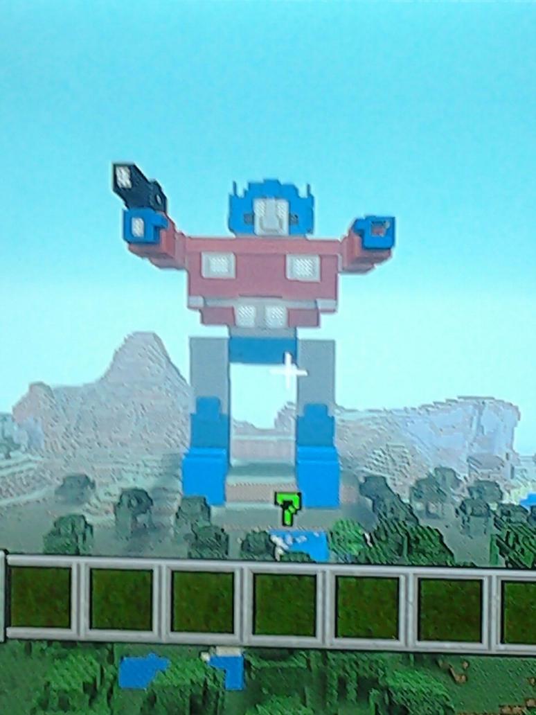 Optimus Prime House by dragonzero1980