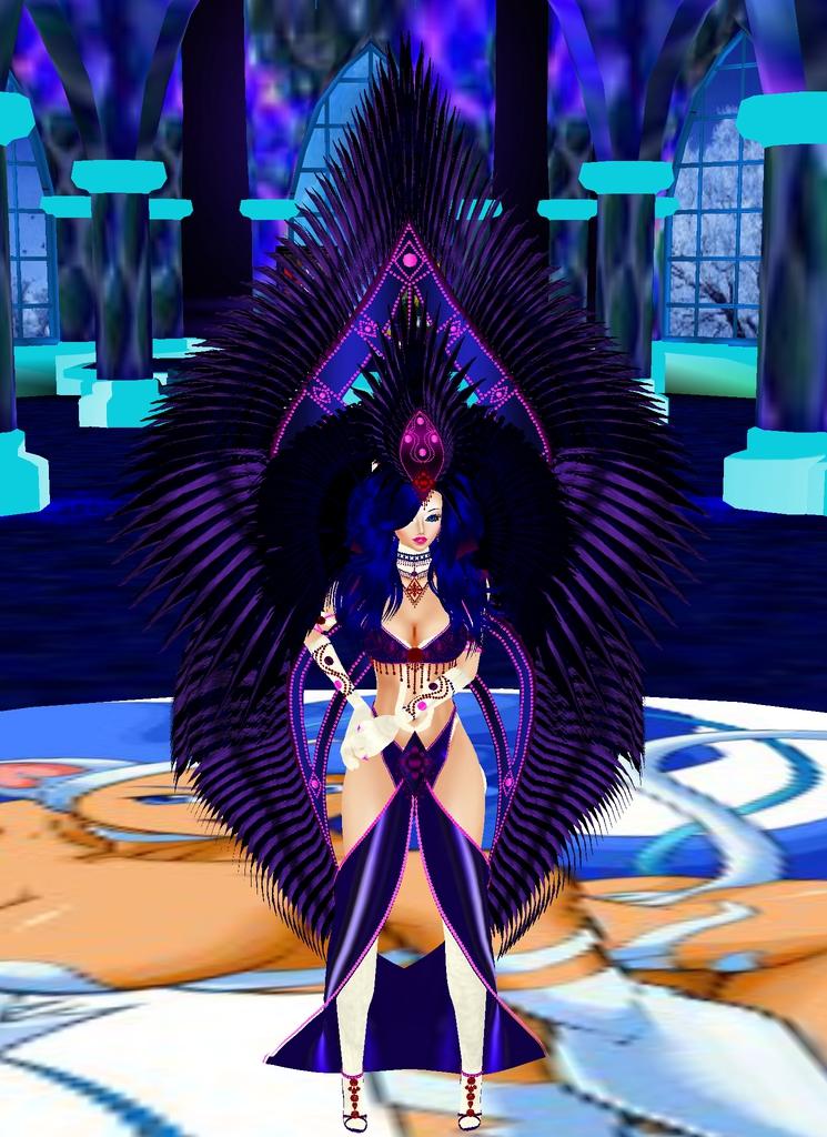Showgirl Felicia by dragonzero1980