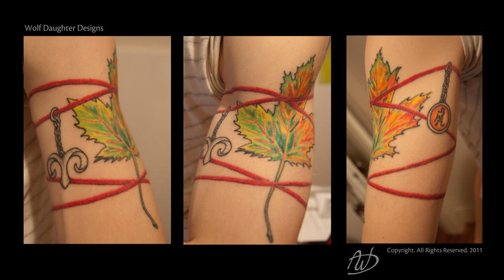 japanese maple tattoo. japanese maple tattoo.
