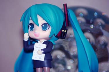 Office Lady Miku