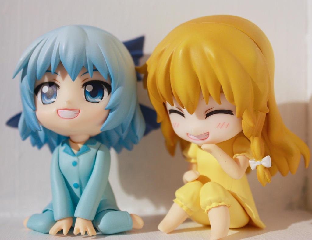 Gensokyo Pajama Party by Platon47