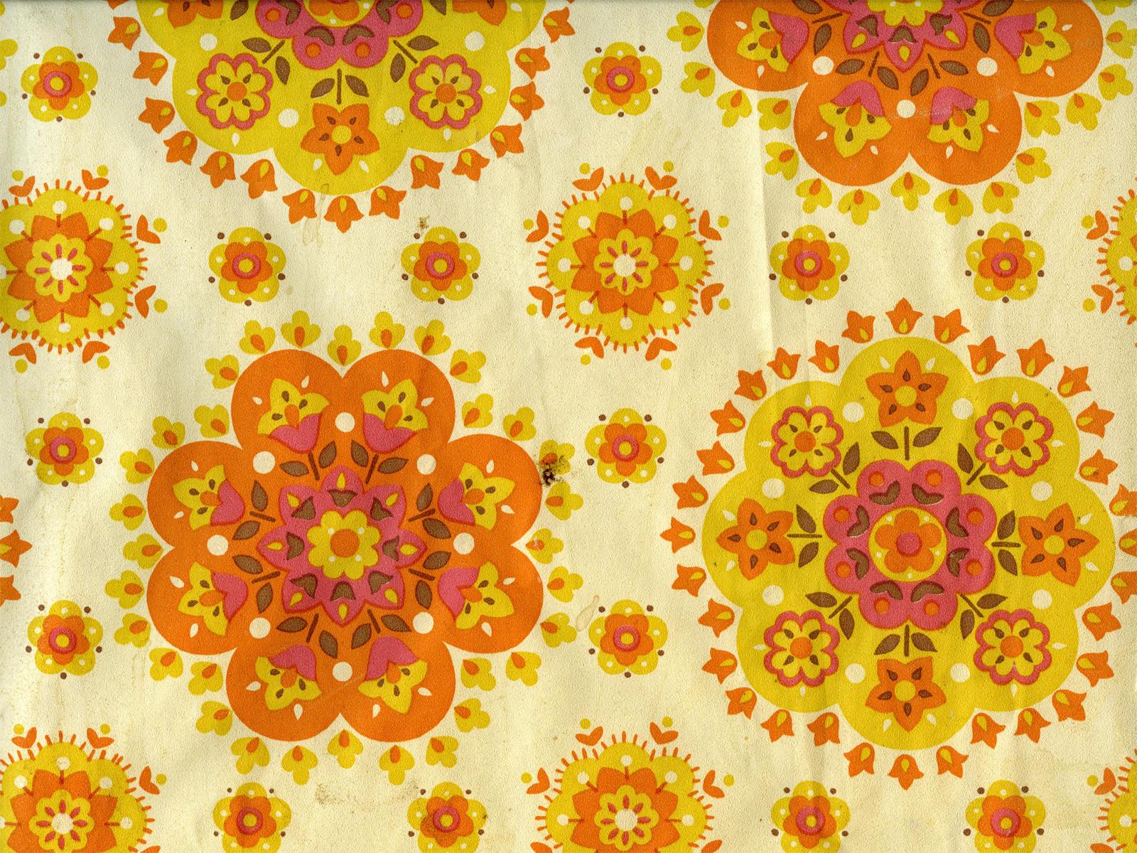 70s wallpaper patterns a - photo #14