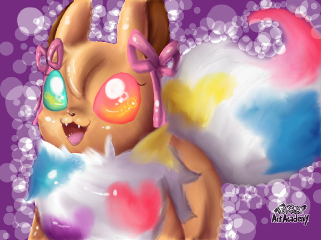 Galerie d'un p'tit chat! - Page 5 Pastel_the_colorful_eevee_by_meyan_chama-dajkno8