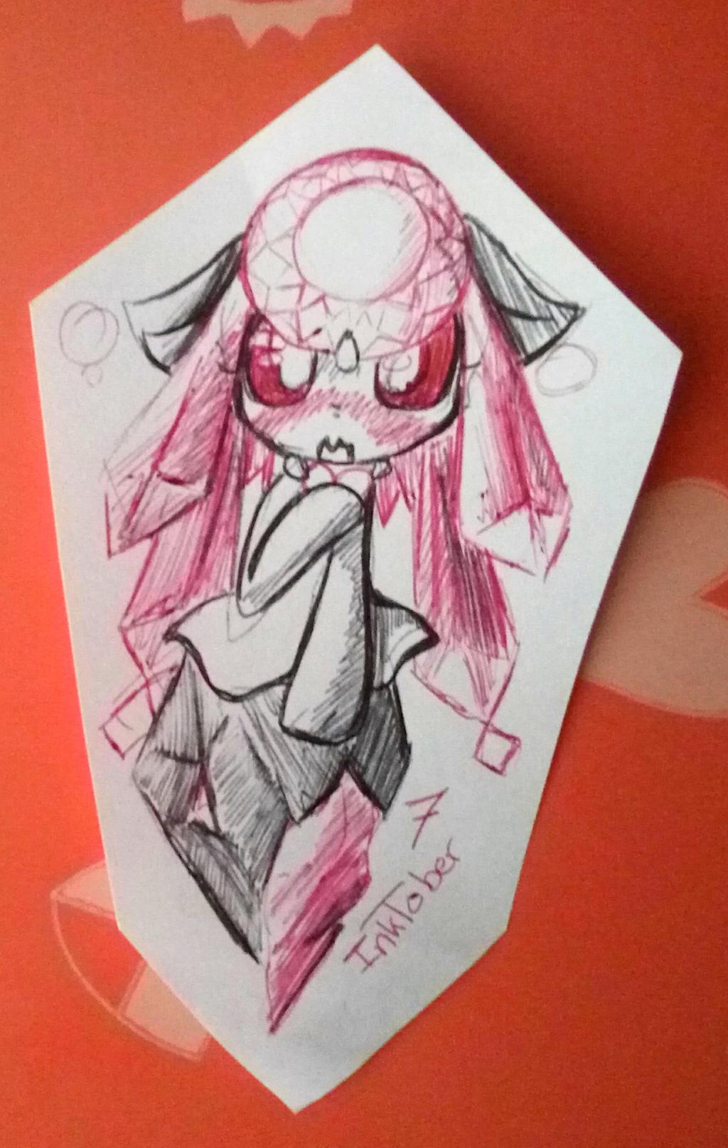 Galerie d'un p'tit chat! - Page 6 _inktober__7___diamond_princess_by_meyan_chama-dbptn6x