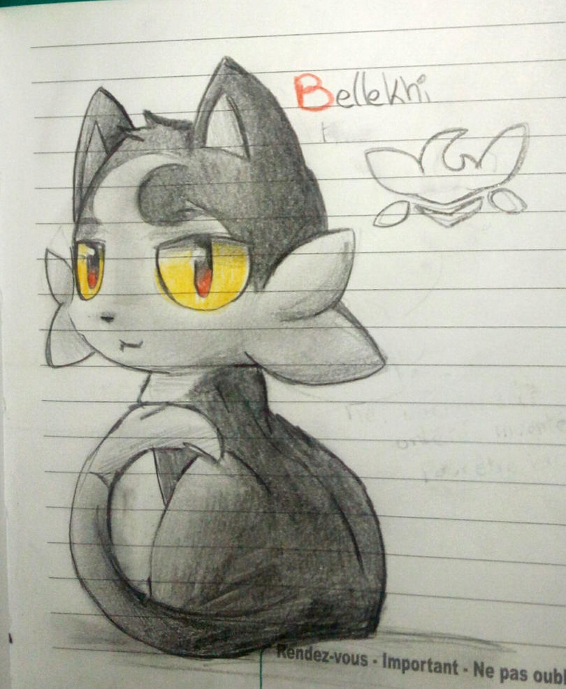 Galerie d'un p'tit chat! - Page 6 Bellekhi_the_litten_by_meyan_chama-dc1gla7