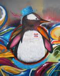 Abast Penguin by Gsalva
