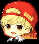 Baekhyun headshot