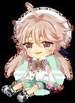 Sailor bunny chibi