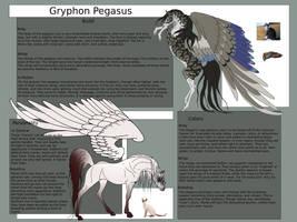 Breed: Gryphon Pegasus by DemiWolfe