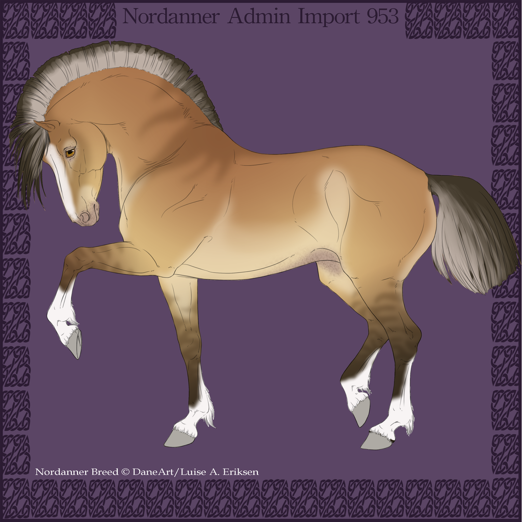 953 Admin Import by DemiWolfe-Stables