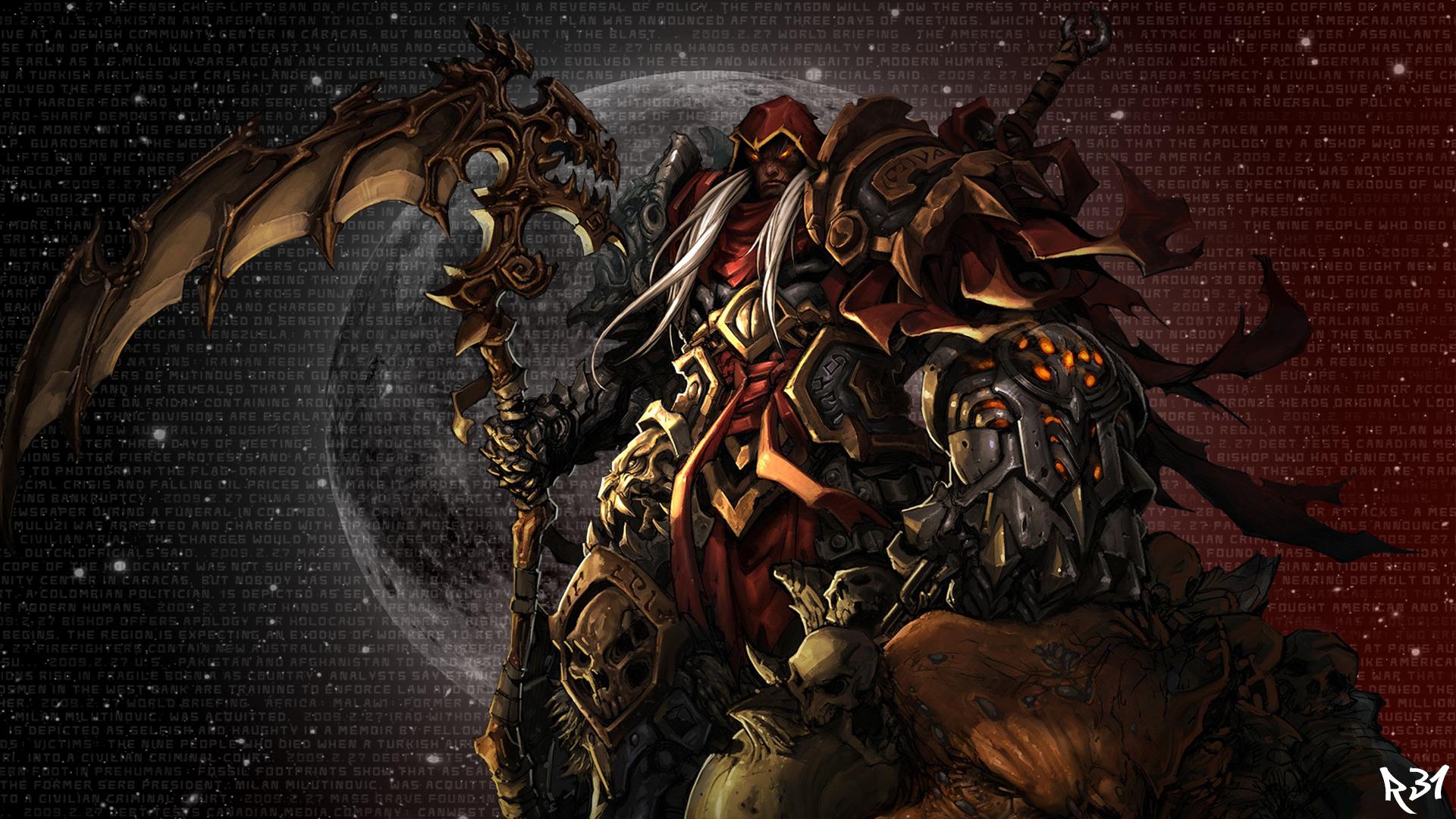 Darksiders Wallpaper by MasterRei on DeviantArt