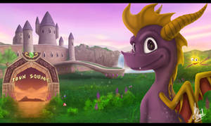 Artisans World - Classic Spyro by McPasquet
