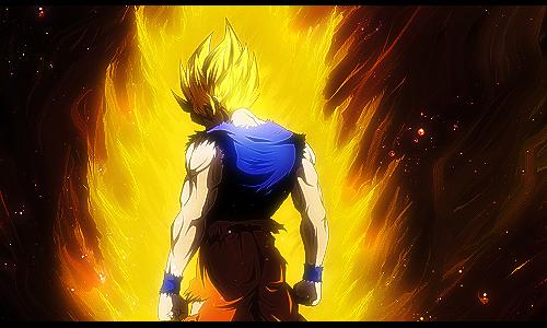 Son Goku by Kodeks