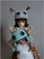 Littles monsters by Lady-Lawy