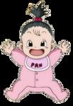 Baby pan render 1