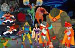 Squadron supreme and halfworlders 3