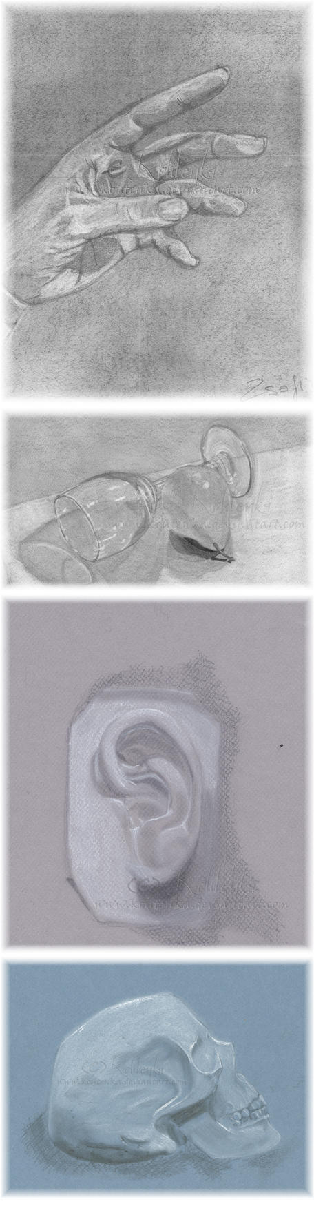 Shards of the brain by Koutenka