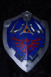 The Shield of Legend by Markiemark425