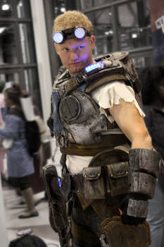 Gears of War 3: Baird