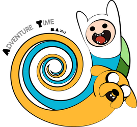 ADVENTURE TIME by MutanerdA