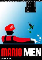 MARIO MEN by MutanerdA