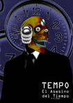 NOW IN MARFIL COMICS: TEMPO - THE TIME MURDERER by MutanerdA