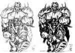 Hybrid Rex by MutanerdA