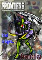 CROSSED FRONTIERS: AMAZING COVER 3B by MutanerdA