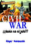 SUPERGRUPO CIVIL WAR by MutanerdA