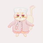 cat nurse that we all deserved