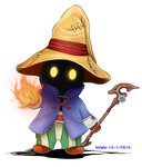 Chibi Vivi Ornitier from Final Fantasy IX