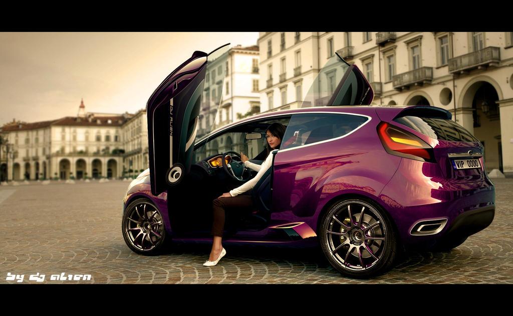 Ford Verve by DesignMH