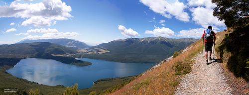 Lake Rotoiti trip by DesignMH