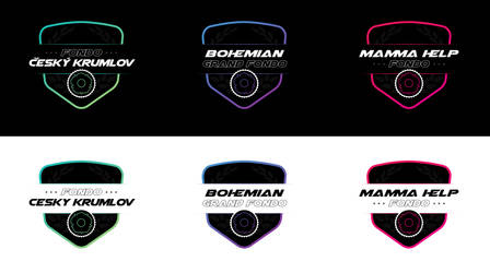 logo GF Bohemian by DesignMH