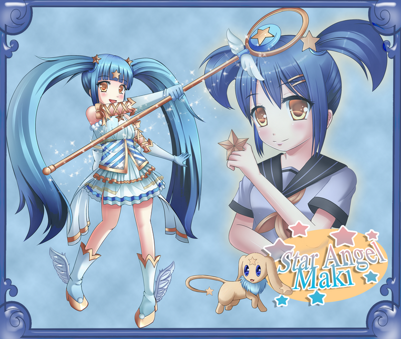 Commission Star Angel by Razorkun