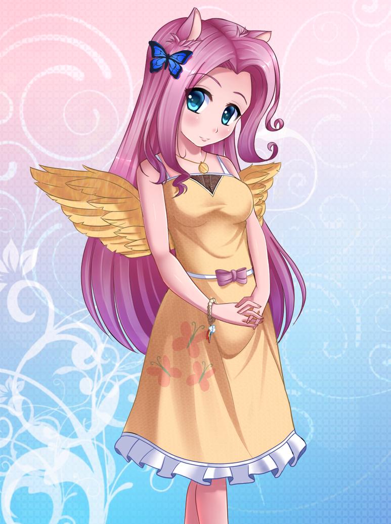 MLP: fluttershy by Razorkun