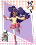 Pokemon:Iris