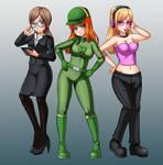 Game trio:Commission