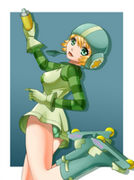 Jetset-Gum by Razorkun