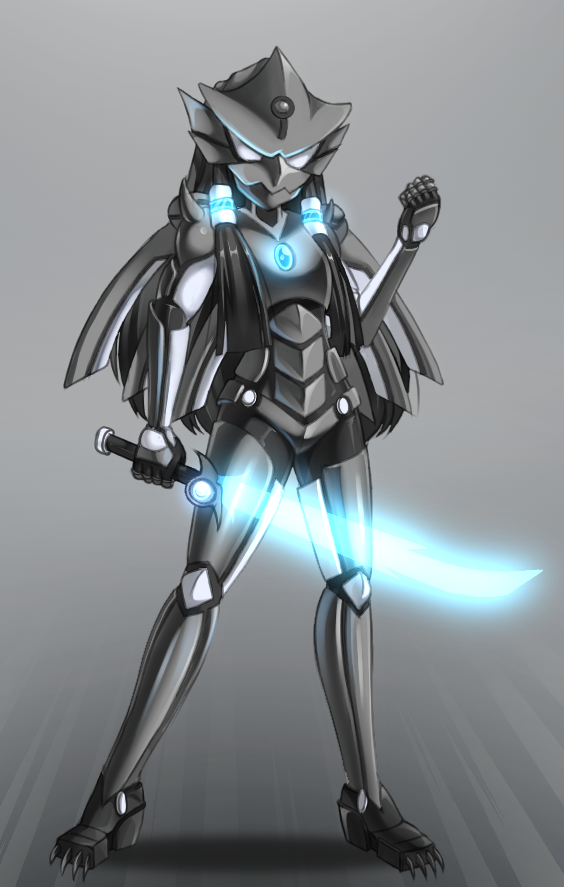 Armor Commission by Razorkun