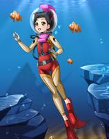 Commission: Meiling Li by Razorkun