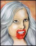 Caroline Forbes Vampire