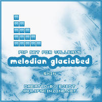 Melodian Glaciated Pips
