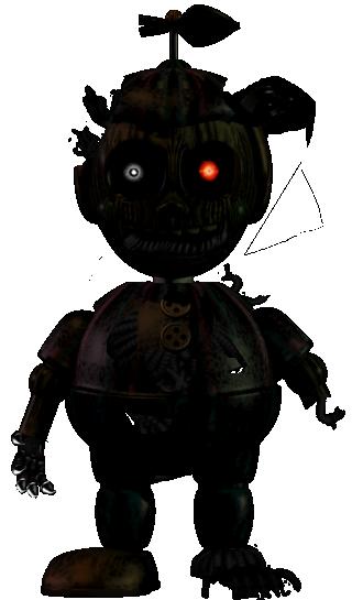 Evil BB by waidyraidy