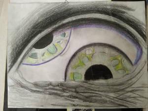Tool AEnima eye