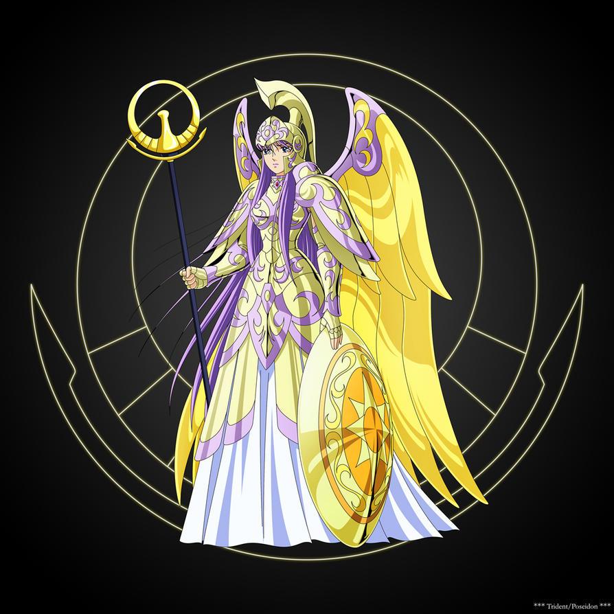 Athena by Trident-Poseidon