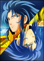 Kanon / Saga by Trident-Poseidon