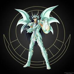 Shiryu God Cloth by Trident-Poseidon