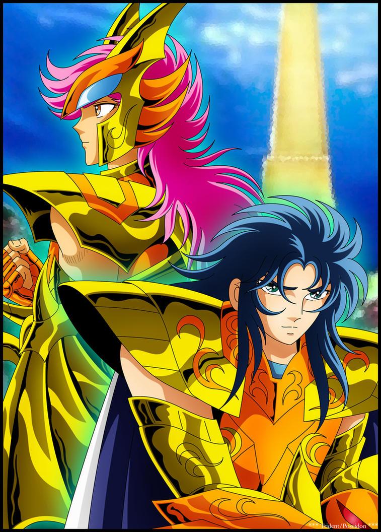 Saint Seiya  Temporada 3 y 4  1080p  Japones – Latino – Castellano