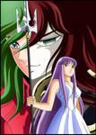 Athena / Hades/Shun